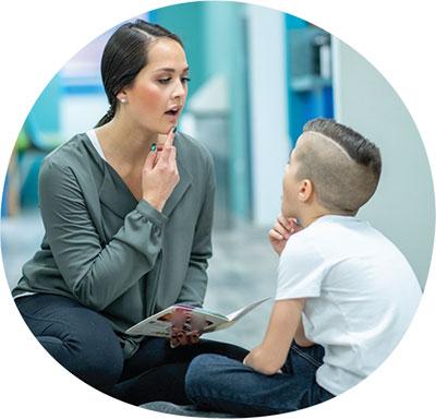 paediatric speech pathology